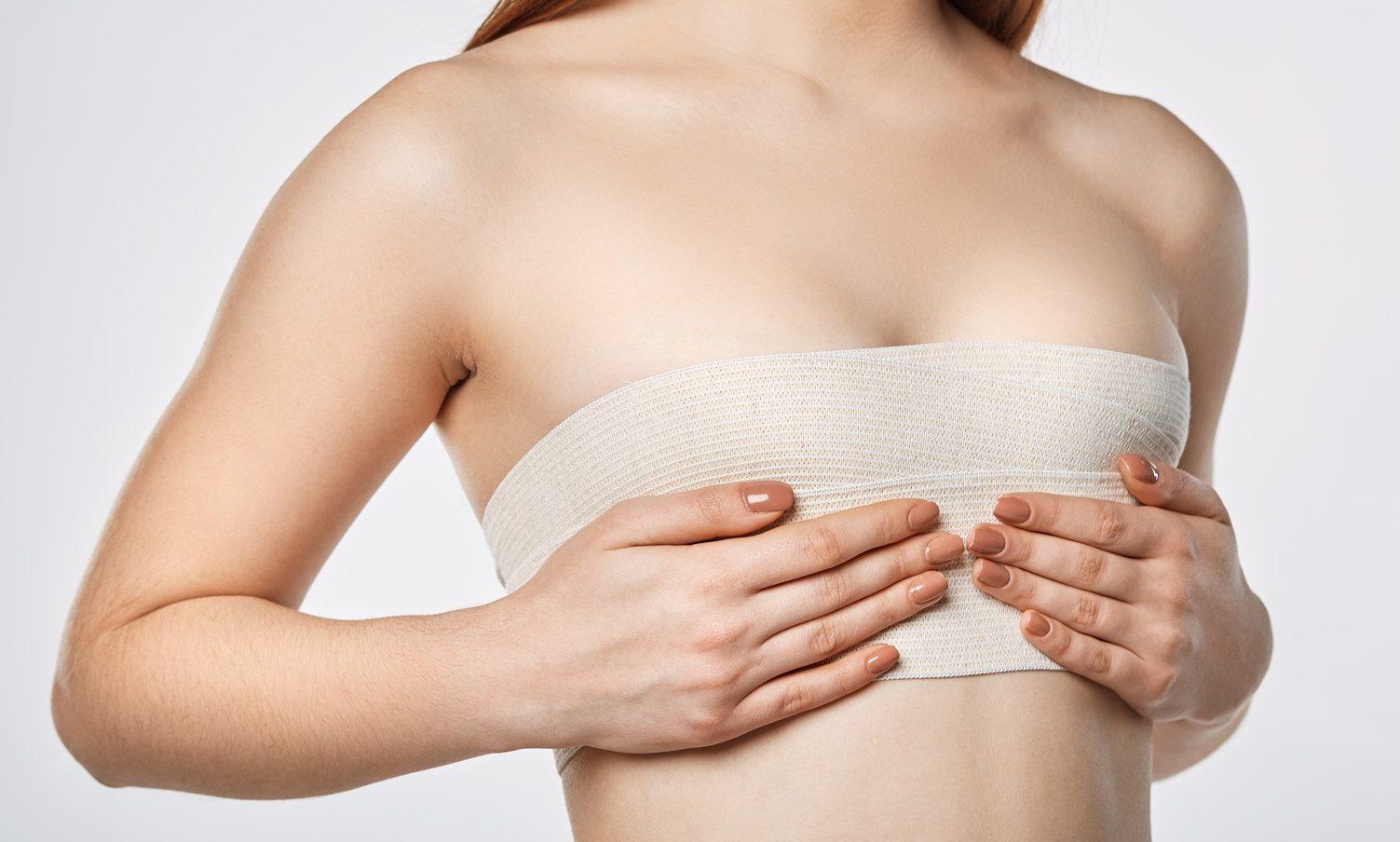 chirugie mammaire résultat