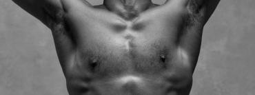 illustration gynécomastie